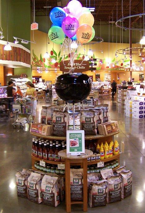 Викладення товару в магазині и торговому залі: правила, види, принципи І спосіб