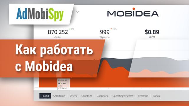 Як монетізуваті мобільний аудіторію - огляд mobidea