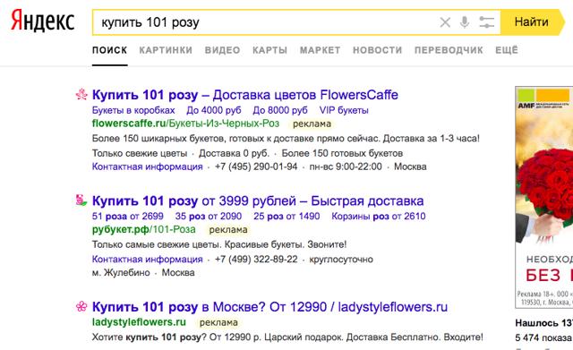 Аналіз конкурентів в Яндекс Директ