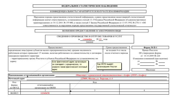 Форма № 1-ІП: Відомості про діяльність індівідуального підприємця за 2018 рік