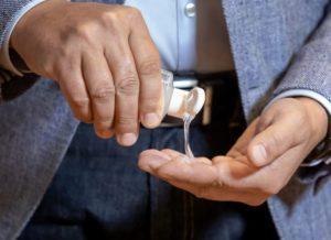 антісептик для рук своїми руками на спирту