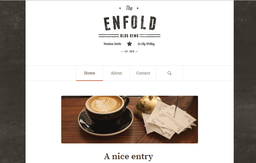 Enfold - популярна Multi-Purpose тема для WordPress
