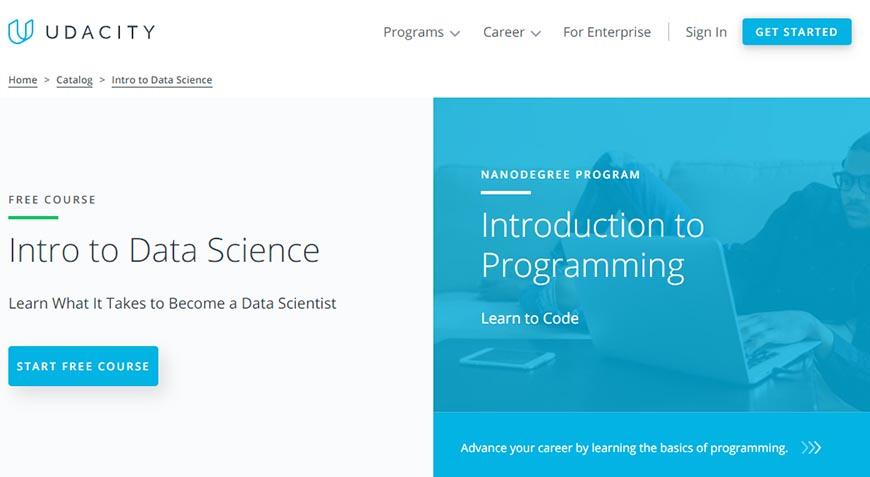 Intro to Data Science від Udacity